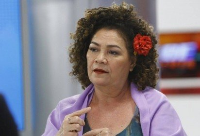 Deputada Perpétua Almeida (PCdoB-AC) é a autora do Projeto de Lei que determina o afastamento de gestantes do trabalho presencial -  (crédito: Ana Rayssa/CB/D.A Press)