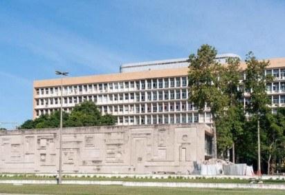 Com orçamento reduzido, UFRJ deve fechar em julho -  (crédito: Diogo Vasconcellos/CoordCOM/UFRJ)