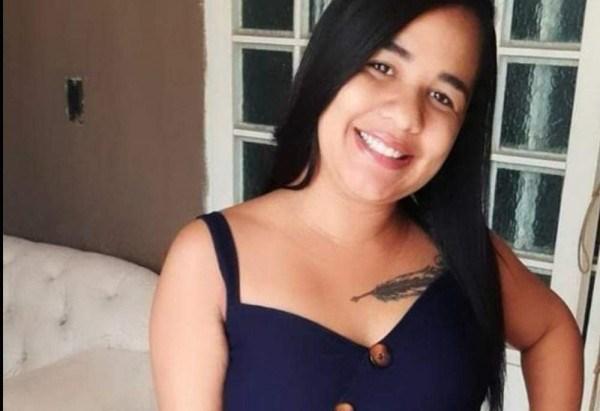 Larissa Nascimento deixa um bebê de 8 meses