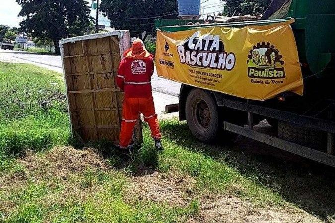 (crédito: Divulgação / Prefeitura de Paulista)