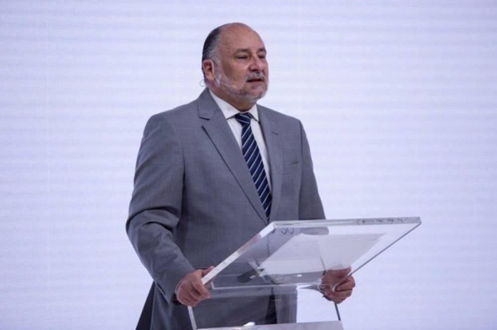 Ciro Marino, presidente da Abiquim durante o seminário virtual Correio Talks.