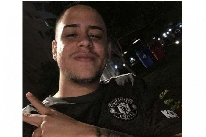 Reinan Rodrigues de Souza alegou aos policiais que escutou