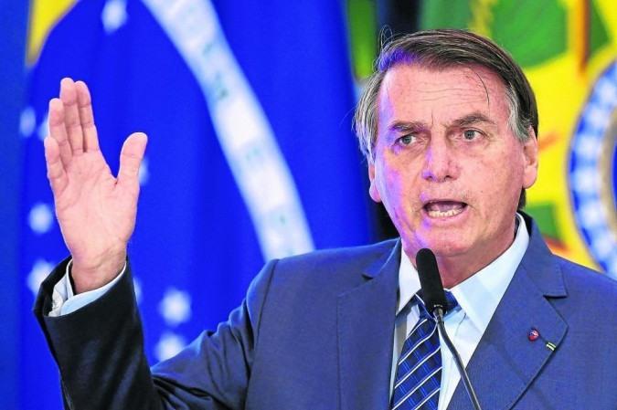 (crédito: Evaristo Sá/AFP - 5/5/20)