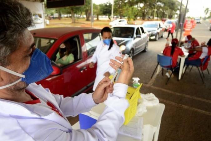 A chegada de 111 mil vagas ao DF permitiu ampliar o número de vagas - (crédito: Marcelo Ferreira/CB/D.A Press)