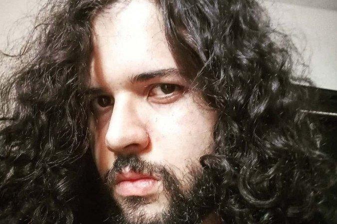 Matheus dos Santos da Silva, de 21 anos, autor do feminicídio contra Vitórya Melissa