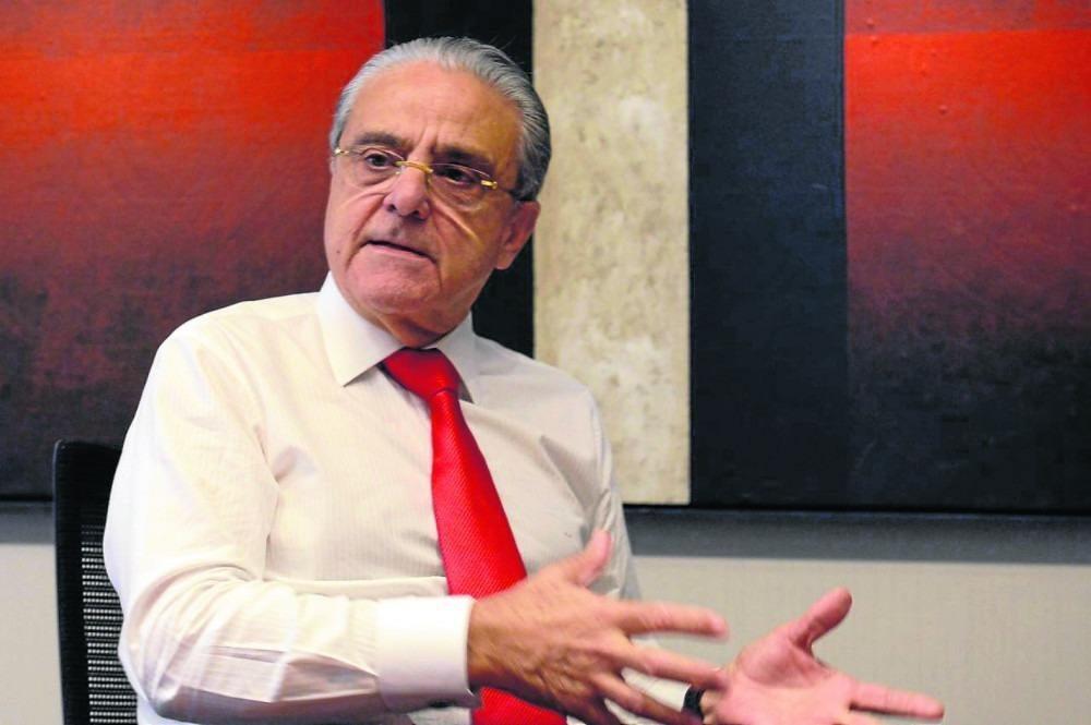 Arquivo pessoal  Robson Andrade: sistema tributário brasileiro afugenta investimentos, inviabiliza exportações e impede o desenvolvimento econômico e social do país