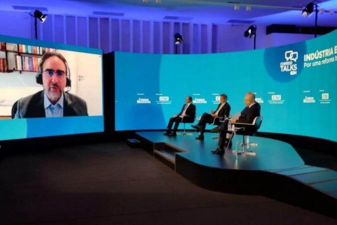 """Correio Talks """"Indústria em Debate: por uma reforma tributária ampla"""""""
