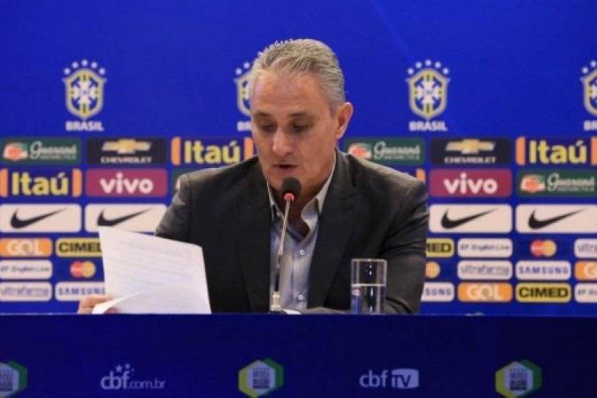 Tite tentará o bicampeonato pessoal como técnico na Copa América - (crédito: Lucas Figueiredo/CBF)