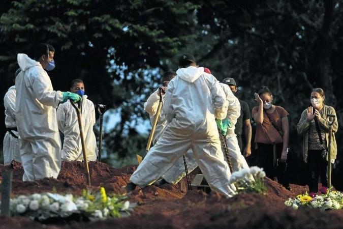 (crédito: Miguel Schincariol/AFP - 17/4/21 )