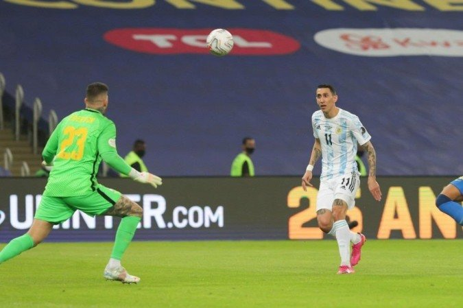 Fim da fila: Argentina vence Brasil no Maracanã e conquista Copa América