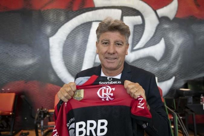 Em alta no Mengo, Renato Gaúcho é o melhor treinador do Brasil? Veja o debate