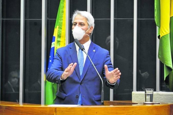 Alessandro Molon: ''A rejeição do voto impresso pela comissão da Câmara tornou-se praticamente certa'' - (crédito: pablo valadares)