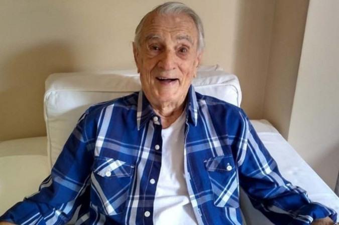 Morre o ator Orlando Drummond, intérprete do Seu Peru, aos 101 anos