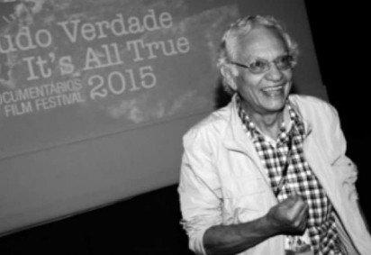 Vladimir Carvalho é cineasta paraibano, há 50 anos radicado em Brasília