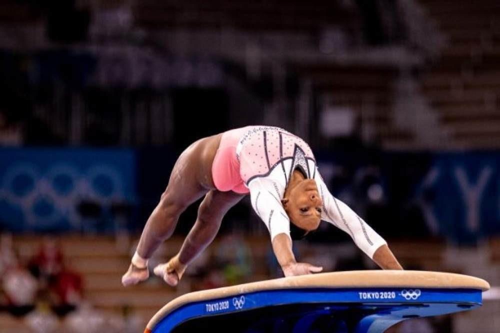 Rebeca Andrade, ouro olimpíadas de Tóquio