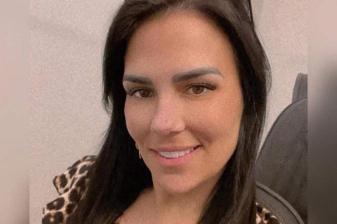 Rafaela Motta é suspeita de ameaçar e praticar stalking contra ex-companheiros -  (crédito: Reprodução/Redes sociais)