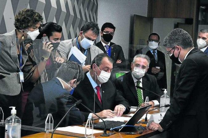 (crédito: Edilson Rodrigues/Agência Senado - 10/6/21)