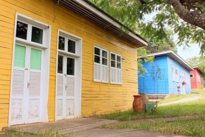 O Museu Vivo da Memória Candanga foi um dos espaços que recebeu investimentos da Secec - (crédito: Divulgação/ Secec)