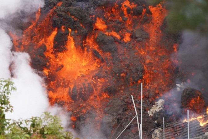 Vulcão em erupção nas Canárias: o cenário 'desolador' enfrentado pelos moradores afetados pelo Cumbre Vieja