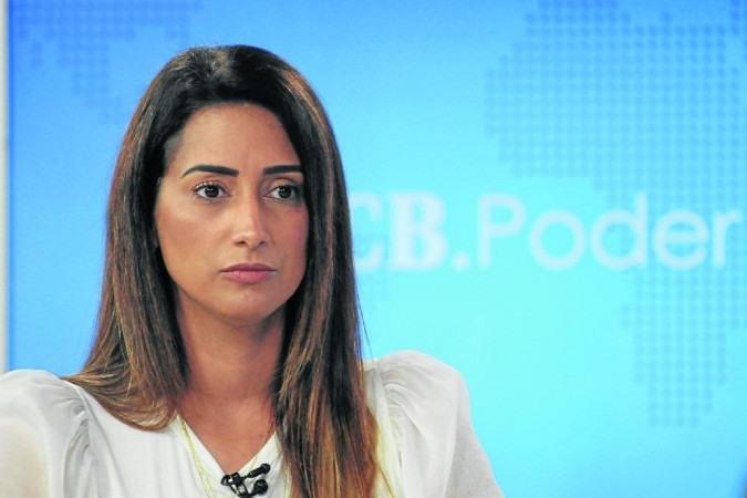 Flávia Arruda, ministra-chefe da Secretaria de Governo da Presidência da República -  (crédito: Alan Santos/PR)