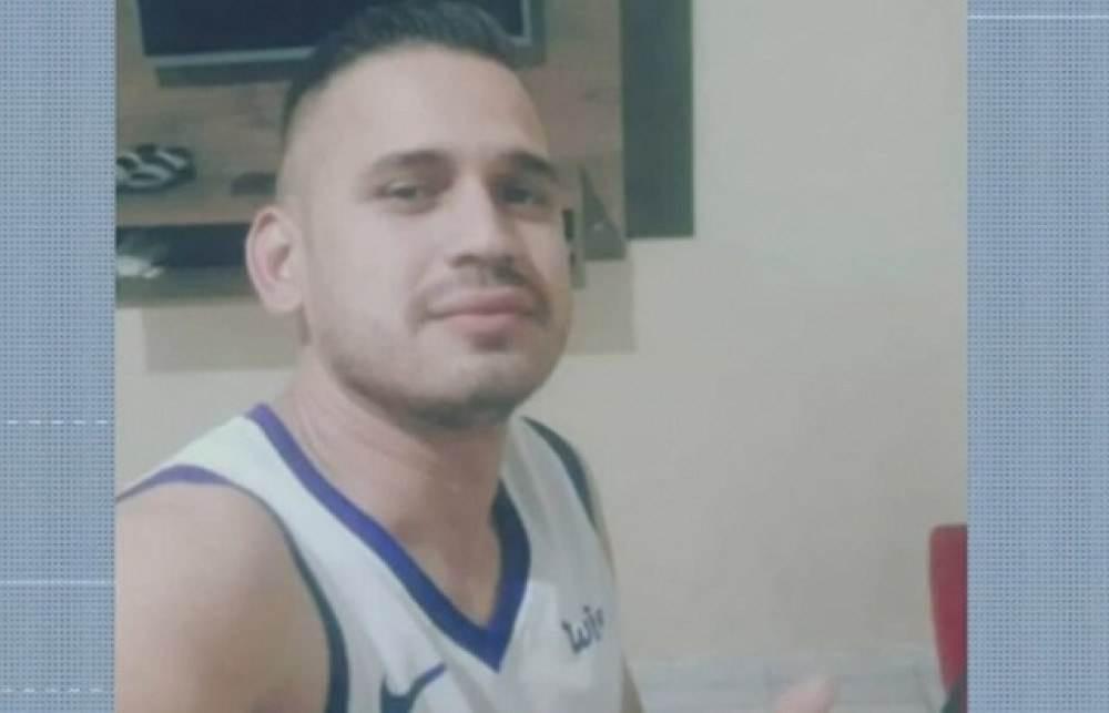 Jaelson, de 39 anos, foi baleado por criminoso pago pela namorada dele