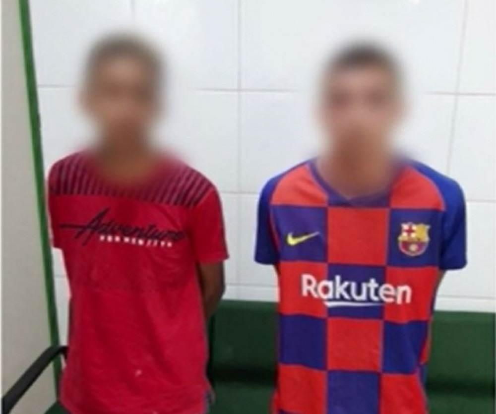 Adolescentes são detidos por suspeita de envolvimento na tentativa de matar casal em Canindé, no Ceará