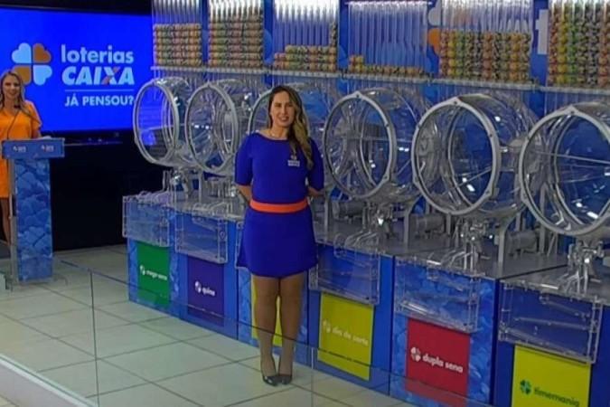 Vencedor da Mega pode levar para casa R$ 3,6 milhões -  (crédito: Caixa/Youtube/Reprodução)