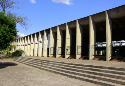 O Conselho de Ensino, Pesquisa e Extensão da UnB (Cepe/UnB) optou por retirar as pautas de retorno gradual das aulas presenciais e definição dos calendários dos próximos semestres de discussão na reunião desta quinta-feira (19/11) -  (crédito: Vinicius Cardoso Vieira/CB/D.A Press)