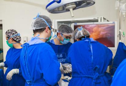Ebserh vai convocar 533 médicos para hospitais universitários do país -  (crédito: Francisco Willian Saldanha/DF)